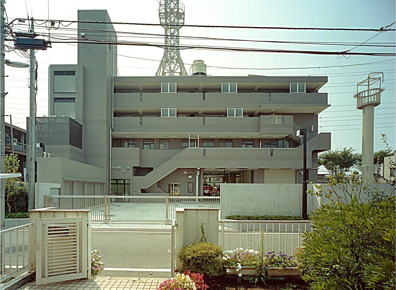 東京消防庁第9方面本部庁舎他工事