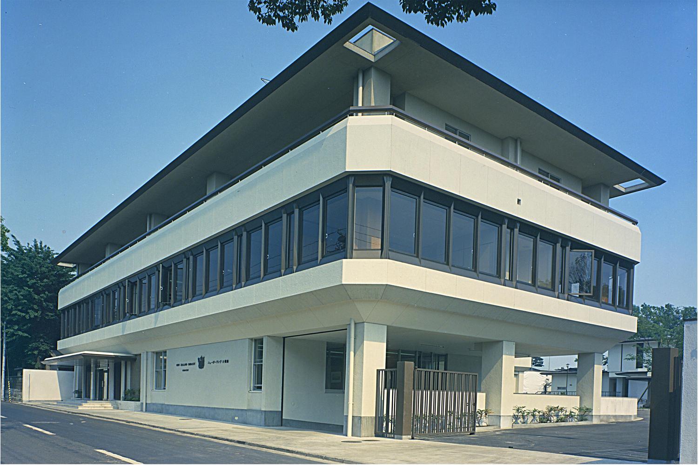 ニュージーランド大使館 白石建...